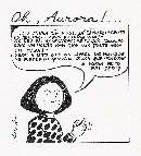 'oh, Aurora!' cartoon